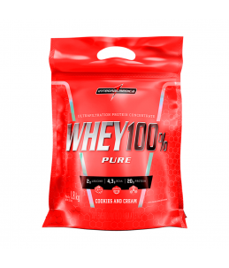 Whey Protein 100% Pure...
