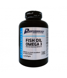 Ômega 3 Fish Oil 1000 mg...