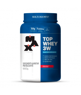 Top Whey 3w Mais...